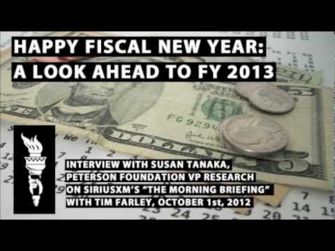 Happy Fiscal New Year: Peterson Foundation on the start of FY 2013