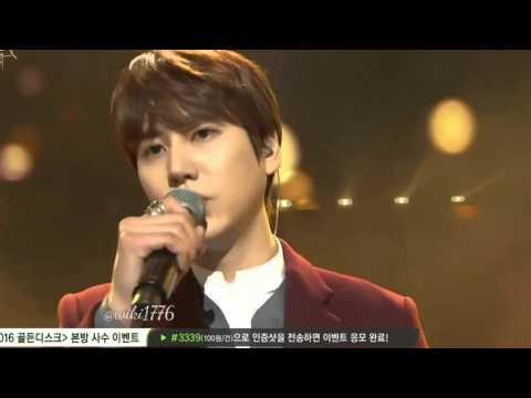 160120 GDA Kyuhyun-Piano Forest & At Gwanghwamun