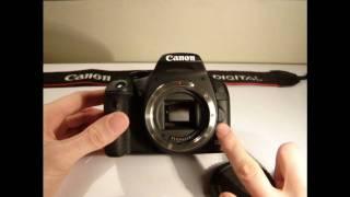 Canon EOS 500D/T1i/KissX3 Tutorials