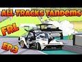 FRL All Tracks Tandems Twins Battles FR LEGENDS Episode 3 mp3