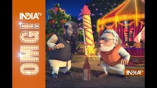 OMG: Political Leaders Target Each Other on Diwali 2017