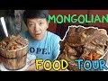 TRADITIONNEL Guide alimentaire de Mongolie à Oulan-Bator en Mongolie