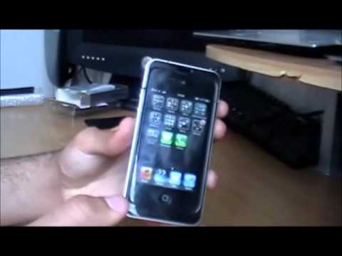 Yosion Peel 520 Second Gen. Unboxing. Review & installation (convert ipod to iphone) (vs. iphone 4)