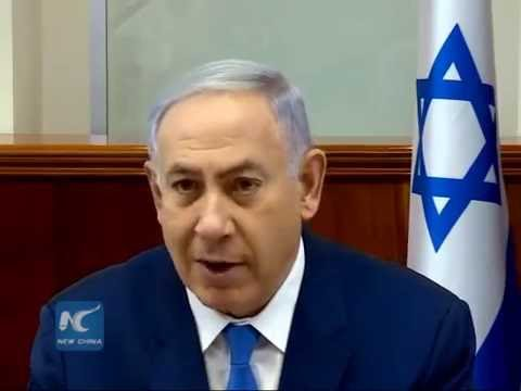 PM Netanyahu sends condolences to American people