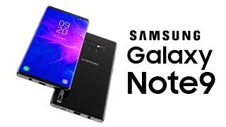 Galaxy Note 9 - Official Teaser, S-Pen Features and New Camera Sensor