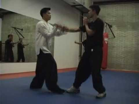 Wing Chun Training Image 1