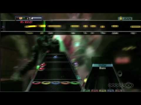 FIRST FOOTAGE OF GUITAR HERO 5 (Out September 1st, 2009)