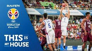 Dominican Republic vs. Venezuela - Highlights - FIBA Basketball World Cup 2019 - Americas Quali