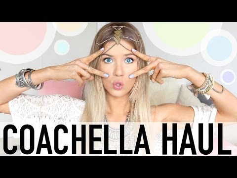 COACHELLA HAUL: My Festival Outfits