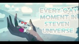 Almost Every Gay Moment in Steven Universe