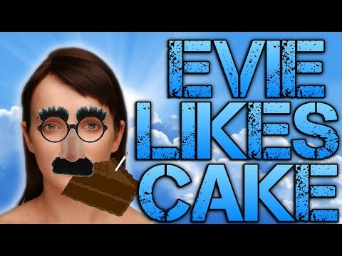 Cleverbot Evie   Evie Likes Cake And She Has A Hairy Belly video