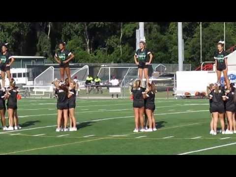 West Brunswick High School Cheerleaders