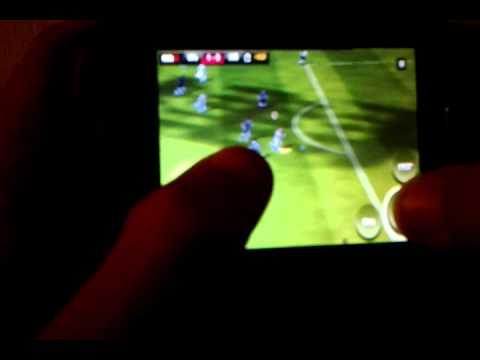 FIFA 12 QVGA 240X320 GALAXY MINI