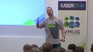 Joe Baguley UKVMUG 2016 - Keynote