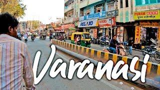 Varanasi - O Trânsito mais INSANO que eu já conheci - Índia l 2ª Temp. l Ep.3