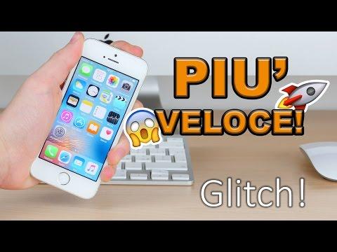 Come rendere OGNI iPhone più VELOCE con un Glitch - (Senza Jailbreak)
