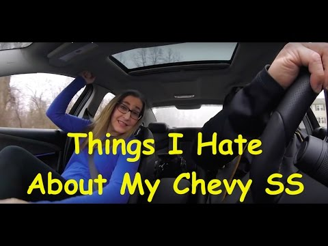 Things I Hate About My Chevy SS