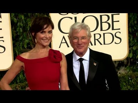 Richard Gere to End 11-Year Marriage With Carey Lowell - Splash News