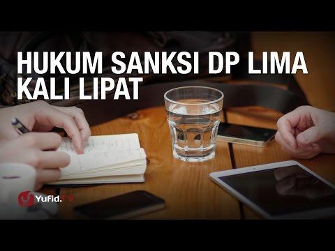 Konsultasi Syariah: Hukum Sanksi DP Lima Kali Lipat - Ustadz Abdul Barr Kaisinda