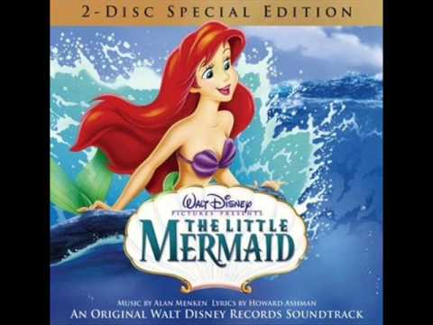 Misc Cartoons - The Little Mermaid - Part Of Your World