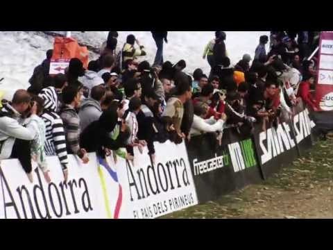 UCI MTB World Cup Vallnord 2013