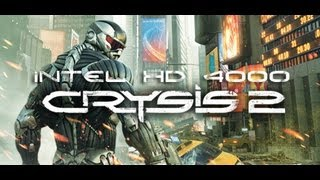 INTEL HD 4000_ CRYSIS 2