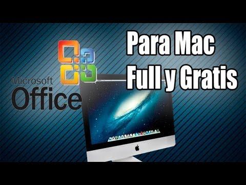 Como Descargar e Instalar Microsoft Office 2011 Mac [Full] [HD] [Gratis]