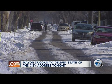 Residents eager for Detroit Mayor Mike Duggan to deliver State of the City