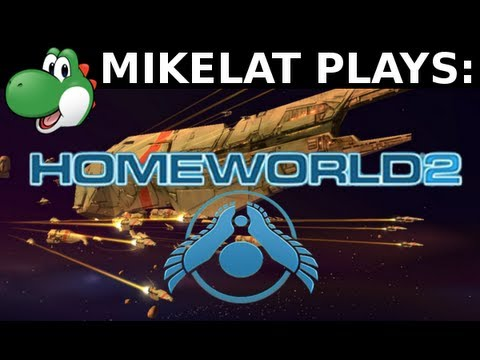 Let's Play Homeworld 2 - Part 1
