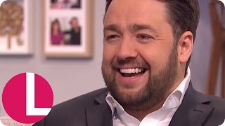 Jason Manford Is Back on Tour and Hosting 'Bigheads' | Lorraine