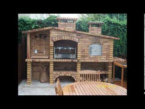 Mediterranean Brick Barbecue Go To Our Site Online And