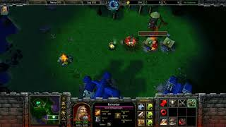 Warcraft 3: Idiot adevanture part 1