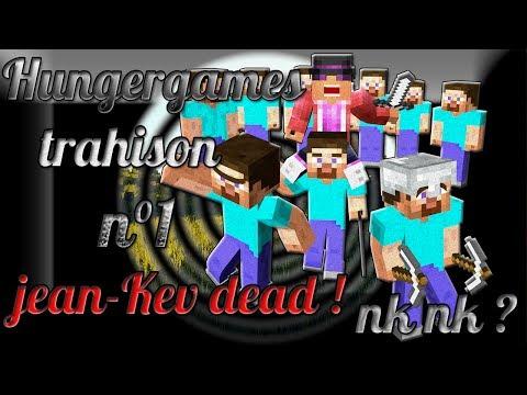 Minecraft | Hungergames trahison n°1 [génocide de JK]