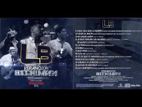 LA BARRA 2014 GRANDES EXITOS CD ENTERO COMPLETO