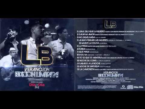 LA BARRA 2014 GRANDES EXITOS CD ENTERO COMPLETO