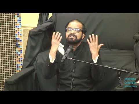 Maulana Abid Bilgrami 20th Safar 1439:2017 Majlis Shub-e-Arbaeen