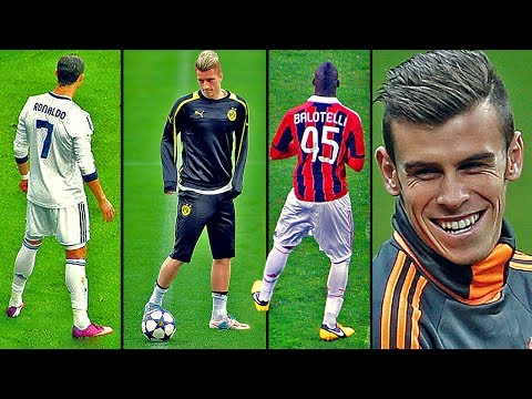 How To Improve Your Dribbling Skills - Play Like Messi. Bale & Robben Soccer Tutorial