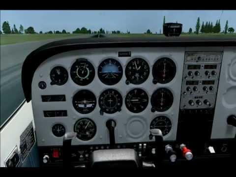 Carenado Cessna 172 Synchro-soft Cessna 172