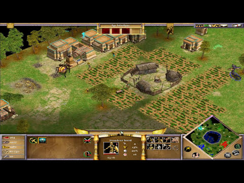 Let's play Fr HD - Age of Mythology The Titans Ep.00