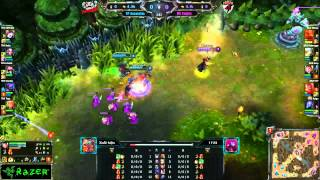 Video clip [GPL 2012] [Tuần 16] Taipei Assassins vs Manila Eagles  [28.09.2012]