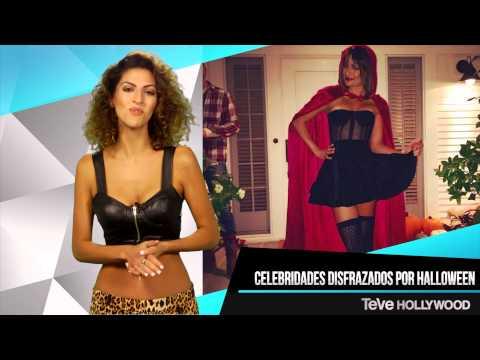 Celebridades Disfrazados Por Halloween 2014- Katy, Taylor, Justin y Más
