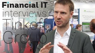 Oliver Hughes, CEO of Tinkoff Bank at Money 2020 Europe