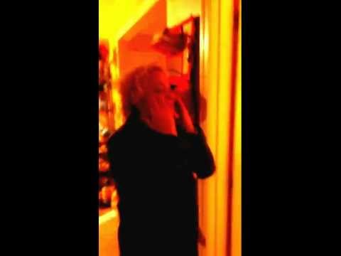 Mother Pissing Herself video