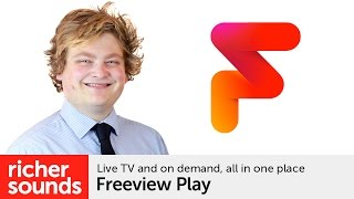 Freeview Play | Richer Sounds