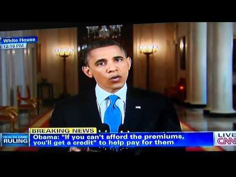 RUSH TO REPORT US HEALTH RULING TRIPS UP CNN, FOX - Worldnews.