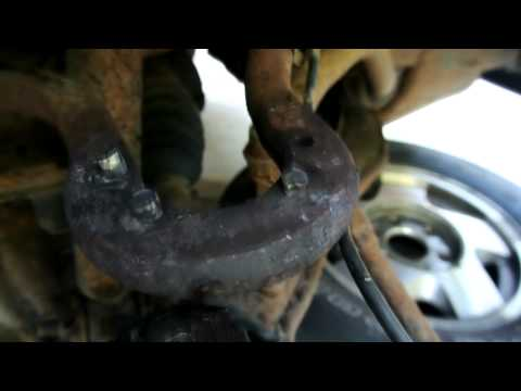 How to replace upper ball joint and upper Control arm on a Chevy truck