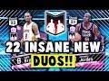 Lagu 22 INSANE NEW DYNAMIC DUO'S IN NBA 2K17 MyTEAM!! Ft. Pink Diamonds!! *So Many 99 Stats!!*