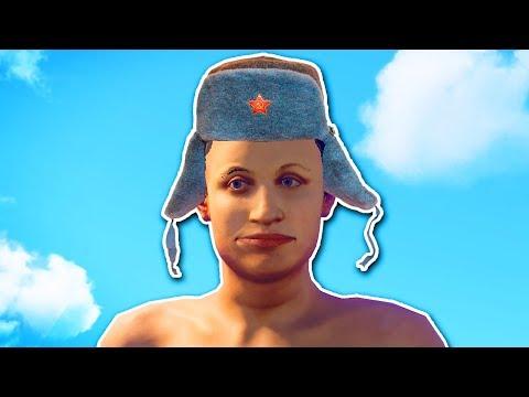 RUSSIAN RUST