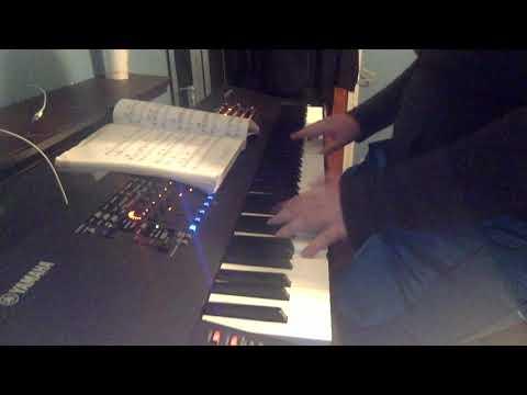 Elton John Song For Guy/Tiny Dancer Intro piano cover MP3