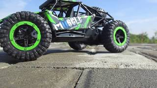 Rc Buggy Slayer Cros Country 2,4 Ghz Scale 1:16|UNBOXING & SPEED TEST RC YOU JIE TOYS UJ99-2615B